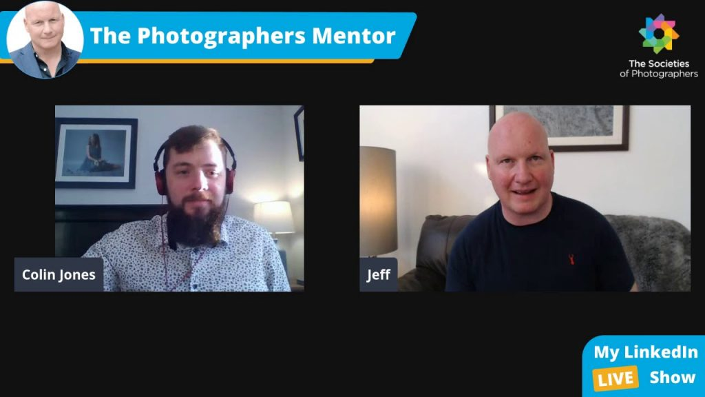 Introduction to LinkedIn with Jeff Brown – The Photographers Mentor