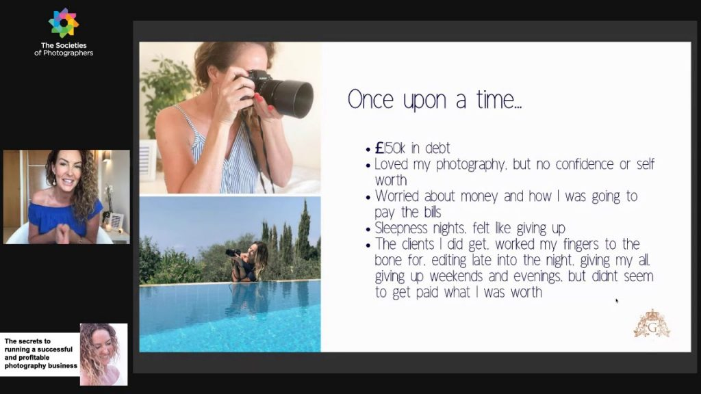 The secrets to running a successful and profitable photography business with Gillian Devine - Brand Photography Expert