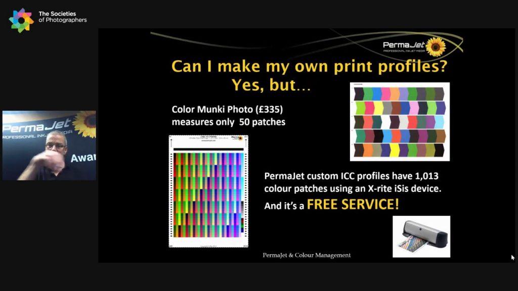 Paper Profiling