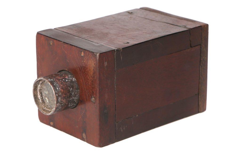 Mousetrap camera