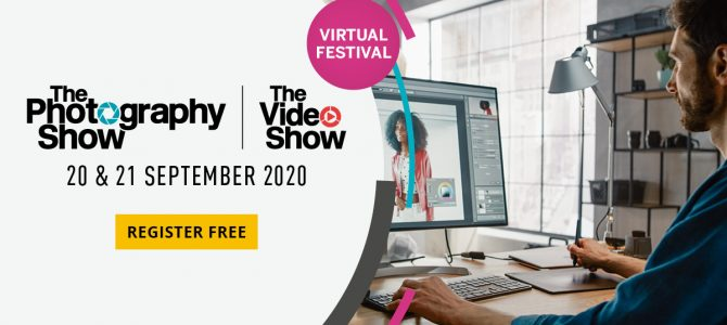 Top 10 reasons to visit the UK's biggest photography and video show…from the comfort of your own home!