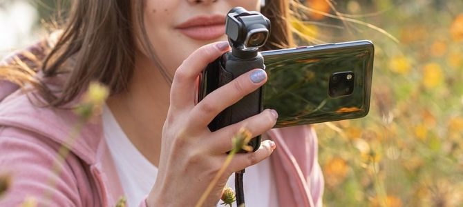 Introducing the Benro Snoppa VMate: powerful video technology in the palm of your hand