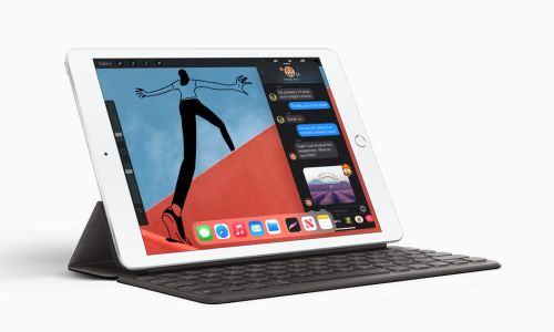 Apple introduces eighth-generation iPad with a huge jump in performance