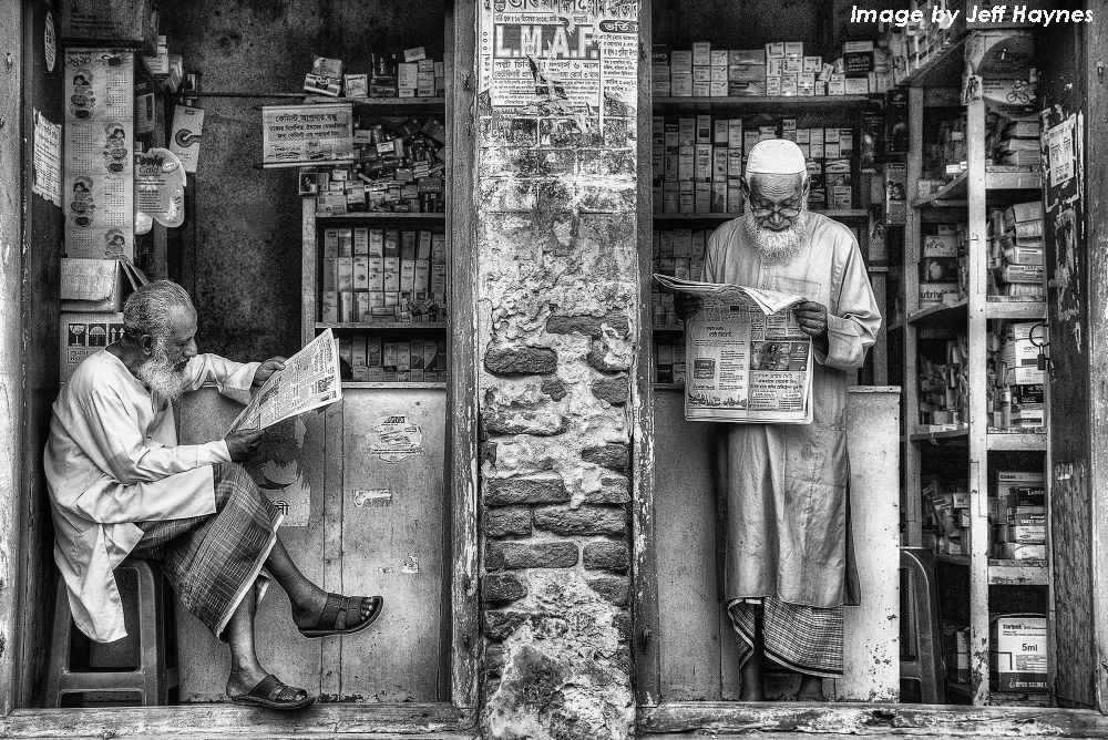Street Photography Competition - 1st Place