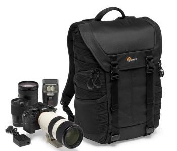 Rugged versatility and modular utility: new Lowepro Protactic line extension