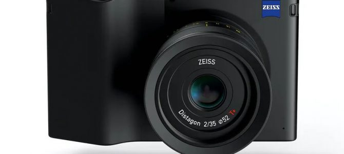 Innovative Camera Concept from ZEISS: Full-Frame and Full Connectivity for Creative Photography Workflow on the go