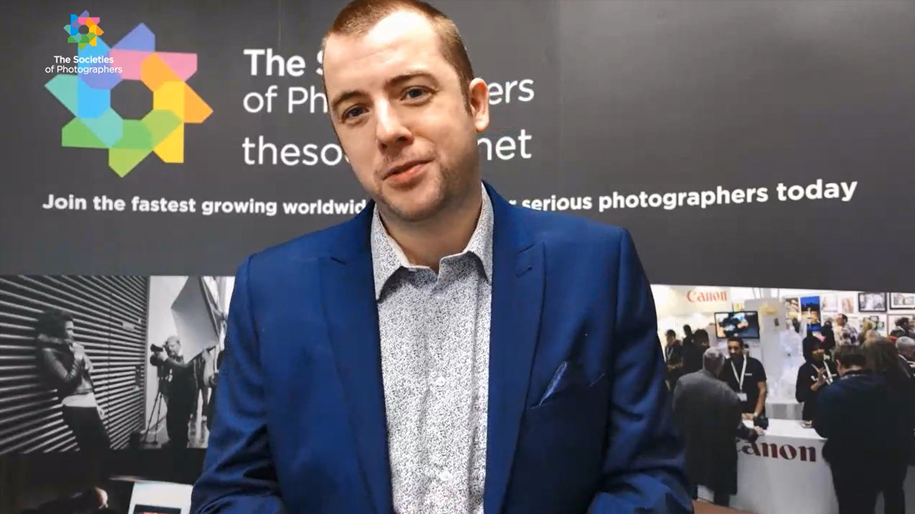 The Societies of Photographers Trade Show Live