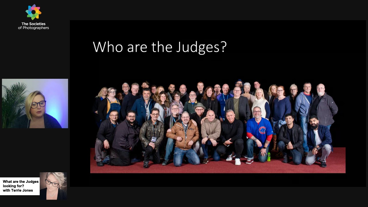 What are the Judges looking for? with Terrie Jones