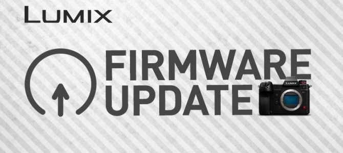 Panasonic announces host of firmware updates for its LUMIX S and G Series cameras