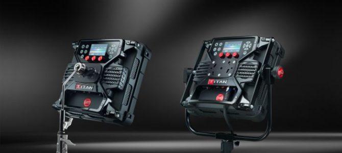 Power – Performance – Portability Rotolight Titan X1