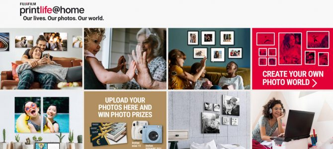 Fujifilm printlife@home exhibition – Last call for entries!