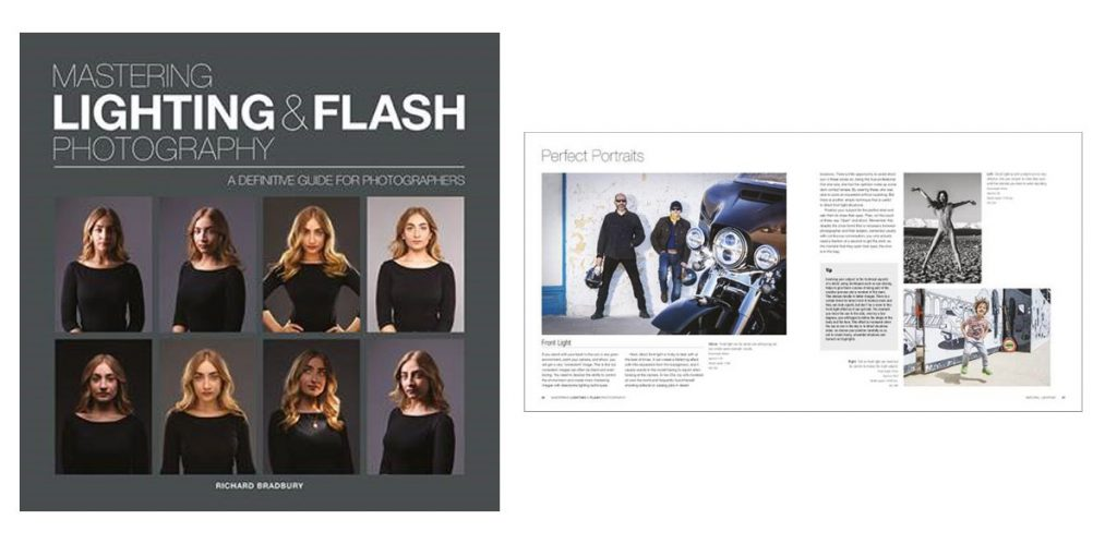 Richard Bradbury  'Mastering Lighting & Flash Photography'