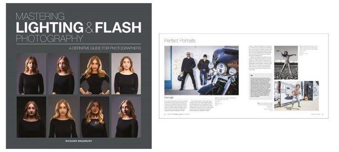 Richard Bradbury to release new book 'Mastering Lighting & Flash Photography'