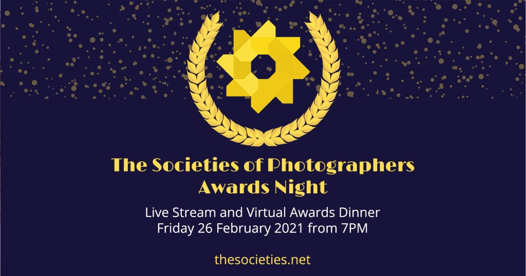 The Societies' of Photographer Awards Night