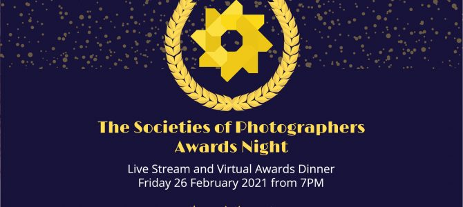 The Societies' of Photographer Awards Night