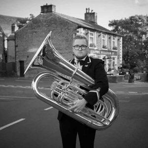 Phil Melia Brass and Glass
