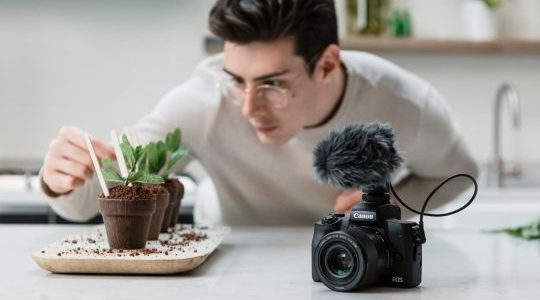Canon launches EOS M50 Mark II as social content creation continues to soar