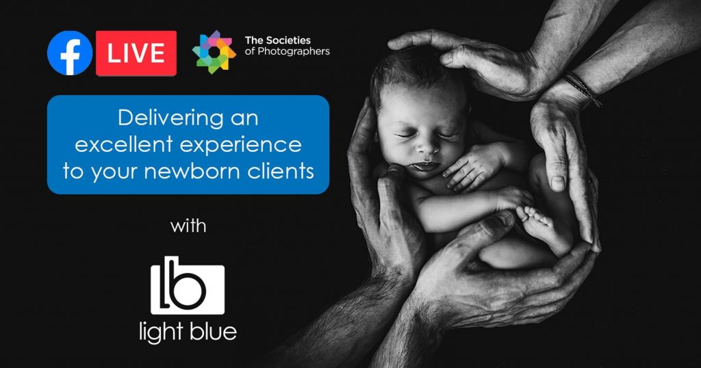 Webinar: Delivering an excellent experience to your newborn clients by Ian Martindale