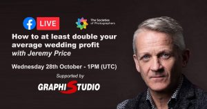Webinar: How to at least double your average wedding profit!