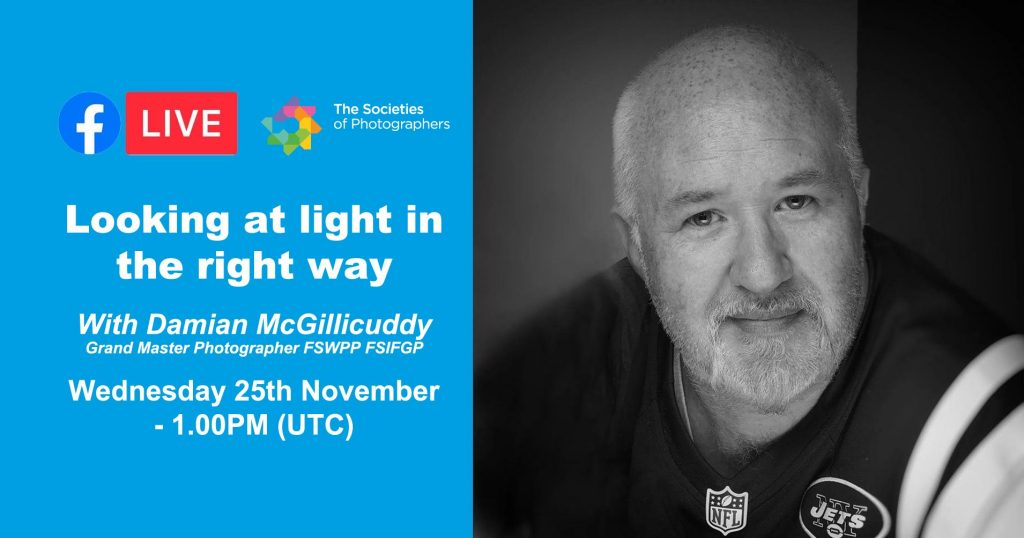 Webinar: Looking at light in the right way with Damian McGillicuddy