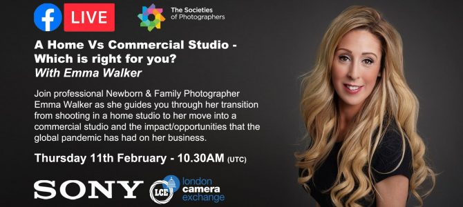 Webinar: A Home Vs Commercial Studio – Which is right for you? With Emma Walker