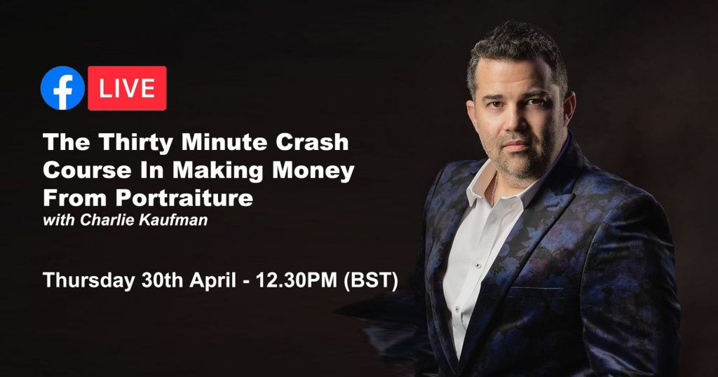 Webinar: The Thirty Minute Crash Course In Making Money with Charlie Kaufman