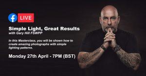 Webinar: Simple Light, Great Results with Gary Hill FSWPP