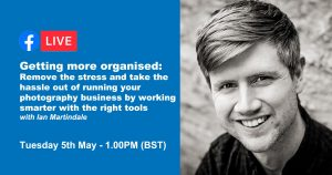 Webinar: Getting more organised with Ian Martindale