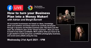 How to turn your Business Plan into a Money Maker! with Adrian and Bergit Barnett