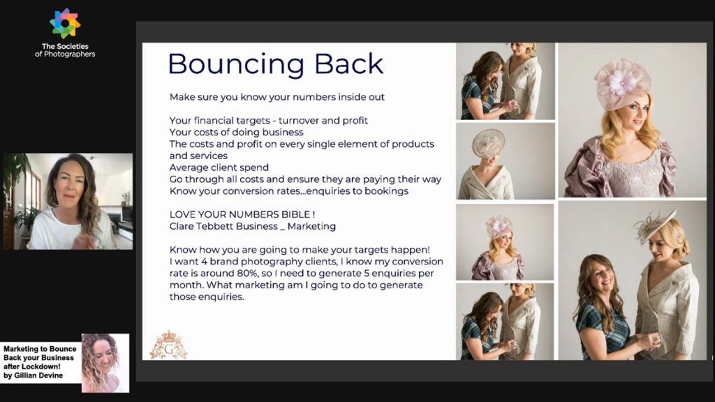 Marketing to Bounce Back your Business after Lockdown by Gillian Devine