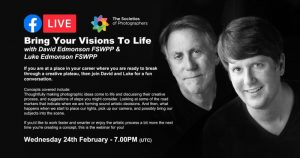 David Edmonson FSWPP & Luke Edmonson FSWPP