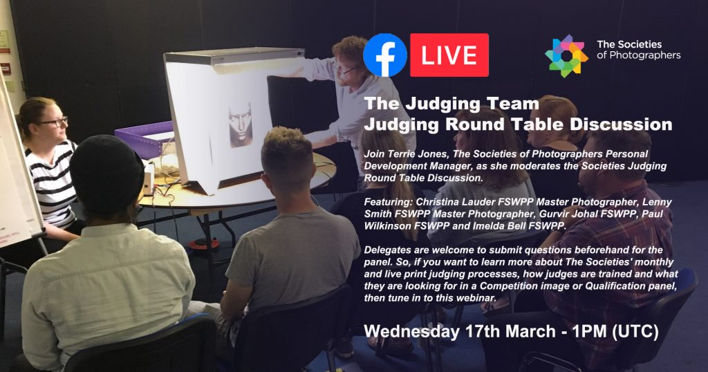 Webinar: The Judging Team - Judging Round Table Discussion