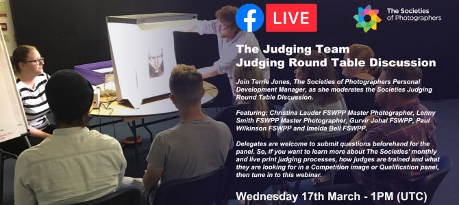 Webinar: The Judging Team – Judging Round Table Discussion