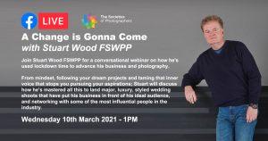 Webinar: A Change is Gonna Come with Stuart Wood FSWPP