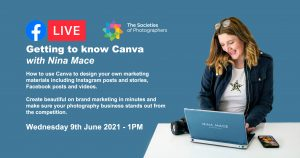 Webinar: Getting to know Canva with Nina Mace