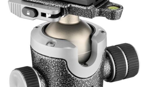 Gitzo builds on market leadership With new Ball Head Series 4