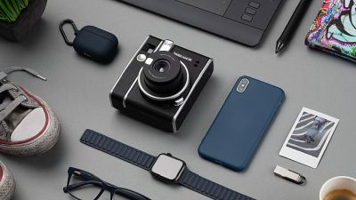 "Fujifilm launches the ""timeless"" instax mini 40"