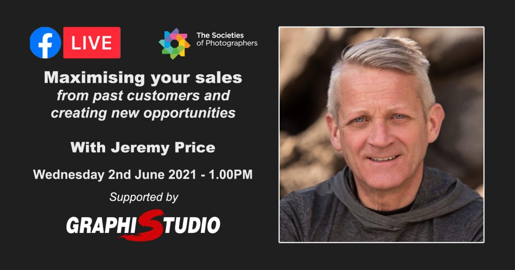 Webinar: Maximising your sales with Jeremy Price