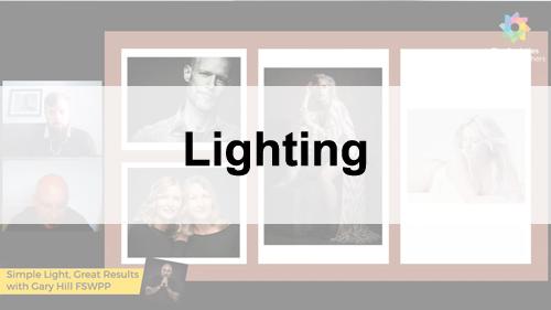 Webinars on Photographic Lighting