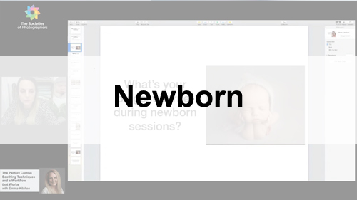 Newborn Photography Webinars