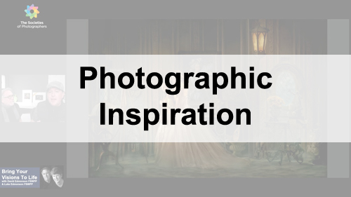 Webinars on Photographic Inspiration