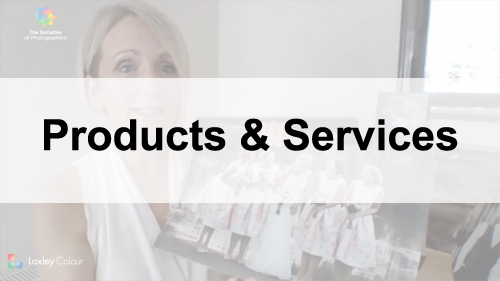 Webinars on Photographic Products and Services