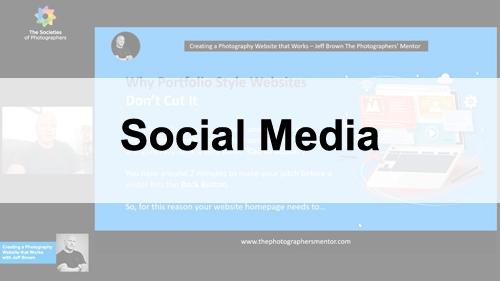Social Media Webinars