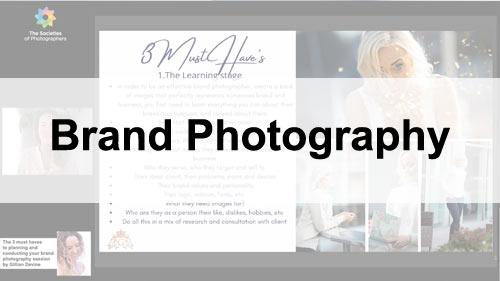 Brand Photography Webinars