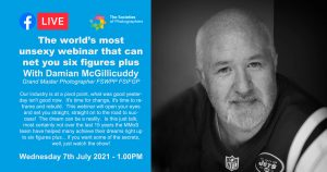 Webinar: The world's most unsexy webinar that can net you six figures plus with Damian McGillicuddy