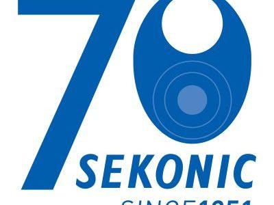 Sekonic is celebrating its 70th Anniversary.