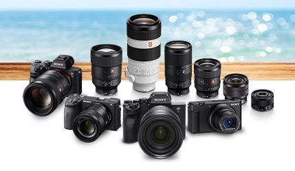 Claim Your Summer Cashback with Sony