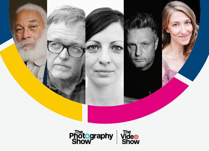 World-class Super Stage line-up confirmed for The Photography Show & The Video Show
