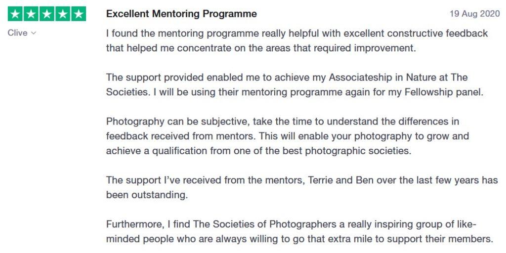 Excellent Mentoring Programme