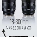 18-300mm F/3.5-6.3 Di III-A VC VXD (Model B061) For Sony E-Mount / FUJIFILM X-Mount